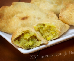 Curry Puffs (Samosa's)