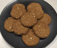Nanna's ANZAC biscuits