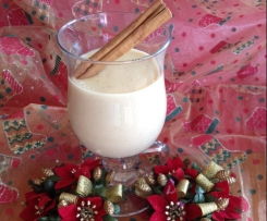 Eggnog - Alcohol Free (or not!)