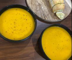 Grandma's Pumpkin Soup