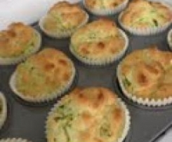 Spinach, Fetta and Leek Muffins