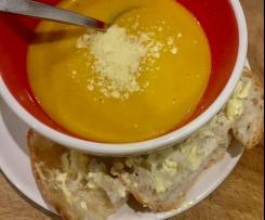 Nat's perfect pumpkin soup