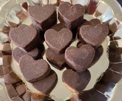 Vegan GF Homemade Chocolates
