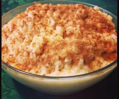 Traditional Greek Rice Pudding