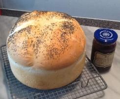 Pane di casa. Italian house bread