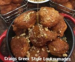 Craigs Greek style Loukoumades