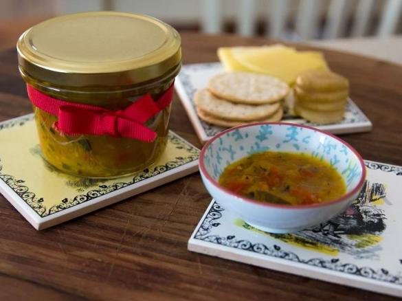 Zucchini Pickles By Nazz A Thermomix Sup Sup Recipe In The