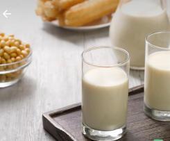 Oatmeal Soy Milk