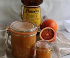 Blood orange and Frangelico® marmalade