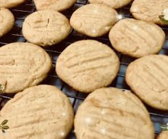 Dotty's Ginger biscuits