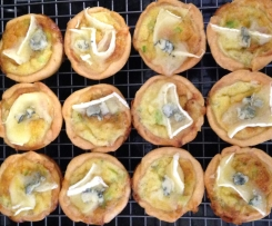 Cheesy Tartlets