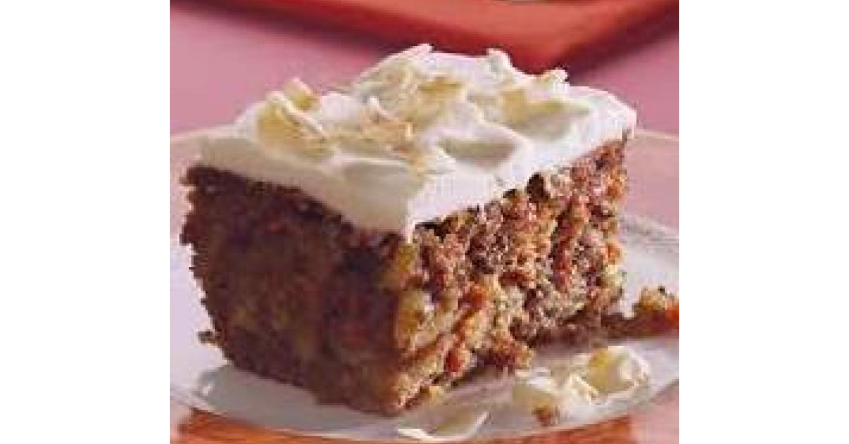 Best Thermomix Carrot Cake Recipe
