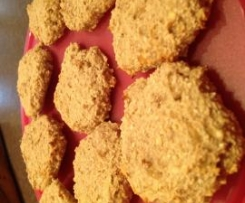 Banana & Oat baby biscuits