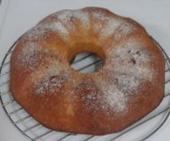 Gateau au Yaourt (yoghurt cake)