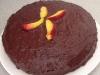 Health brazilian chocolate cake - Pao de Mel