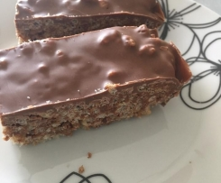 Easy Mars Bar Slice