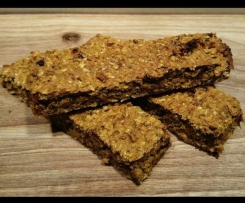 Healthy Museli Bars - Sugar Free