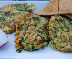 Ejjeh (Lebanese Omelette)