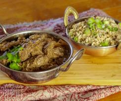 Kangaroo Rendang Curry