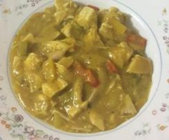 Hot Curry Chicken