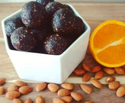 Orange Bliss Balls