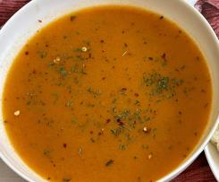 Trahana Tomato Soup