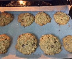 Lactation cookies large batch