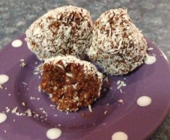 Goji Berry Chocolate Balls - Paleo Inspired