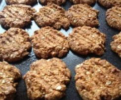 Anzac Biscuits / Crunchies