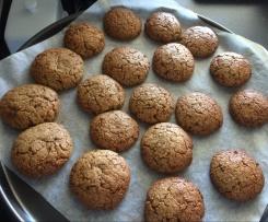 Nigella's Chewy Macaroons with Rapadura Sugar