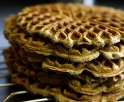Paleo Waffles - Gluten, Grain & Dairy Free