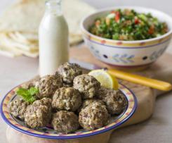 Lamb and Feta Meatballs