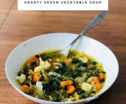 Vegetable Soup for the Soul