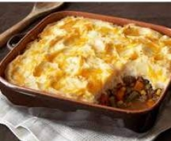 No Mush Shepherds Pie