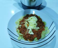 Spaghetti Bolognese Hidden vegetables