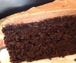 GoAhead Chocolate Quinoa Cake (Gluten Free)