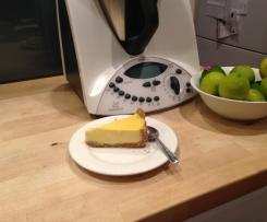 Edwina's lemon cheesecake