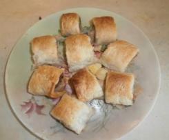 Jo's sausage rolls