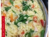 Bacon Sweet Potato and Spinach Risotto