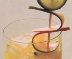 Lime and Mango Tropicana