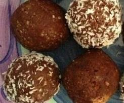 Protein Chocolate Balls