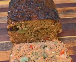German savoury Meat loaf