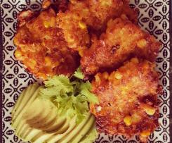 Balinese Corn Fritters