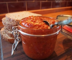 Chilli and Tomato Chutney