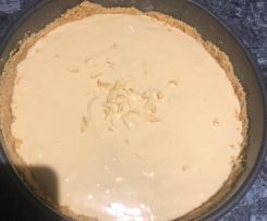Caramilk No Bake Cheesecake