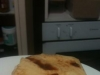 Apple Cake and Custard Slice