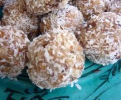 Tahini Fruit Balls