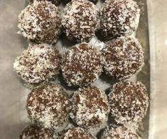 Protein Balls (Nut Free)