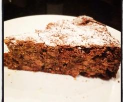 Pistachio and White Chocolate Cake