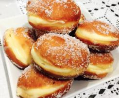 Portuguese Donuts (Bolas de Berlim)